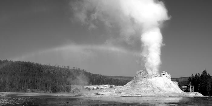 supervolcano yellowstone earthquake eruption
