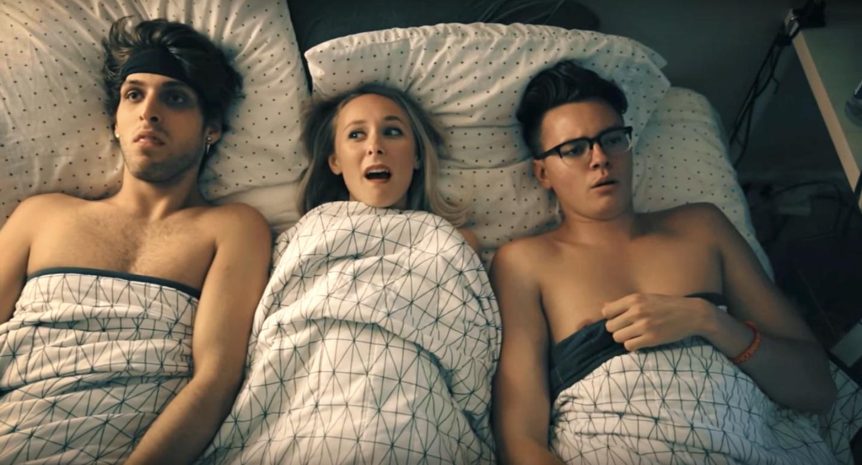 Threesome dating app