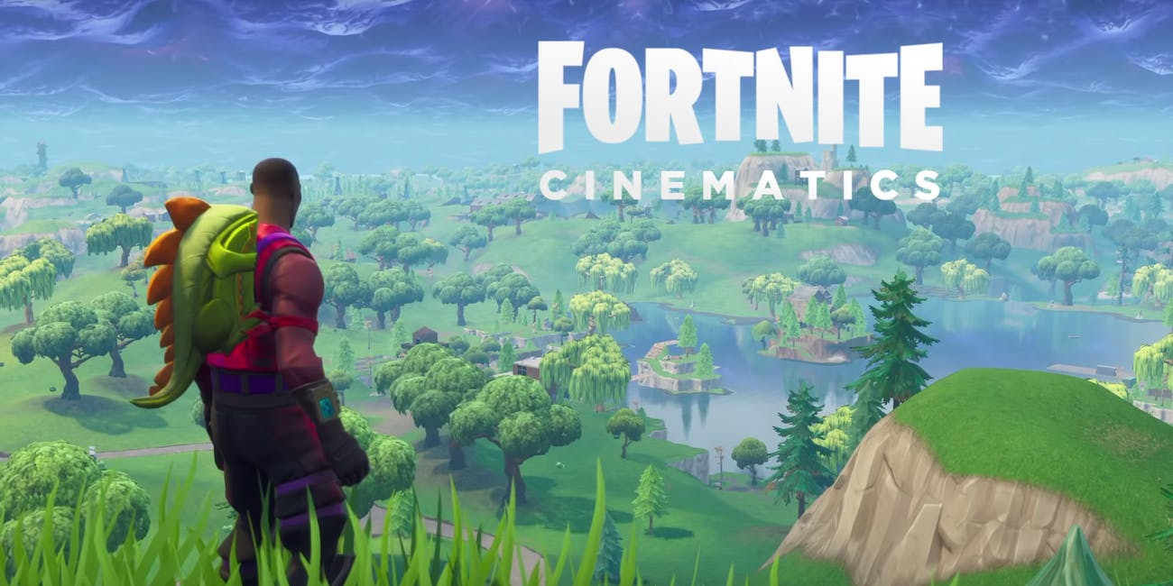 Fortnite Cinematics
