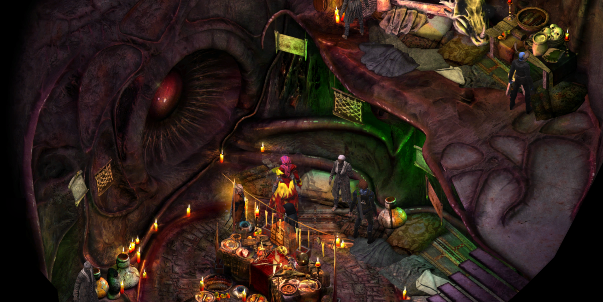 'Torment: Tides of Numenera' Has More Words Than the Bible