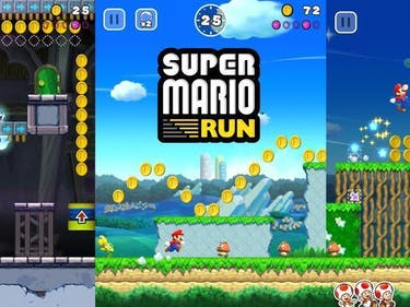 New 'Super Mario Run' Update Lets You Train for Toad Rally