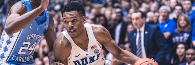 March Madness: Will Duke Beat Rhode Island? A.I. Predicts
