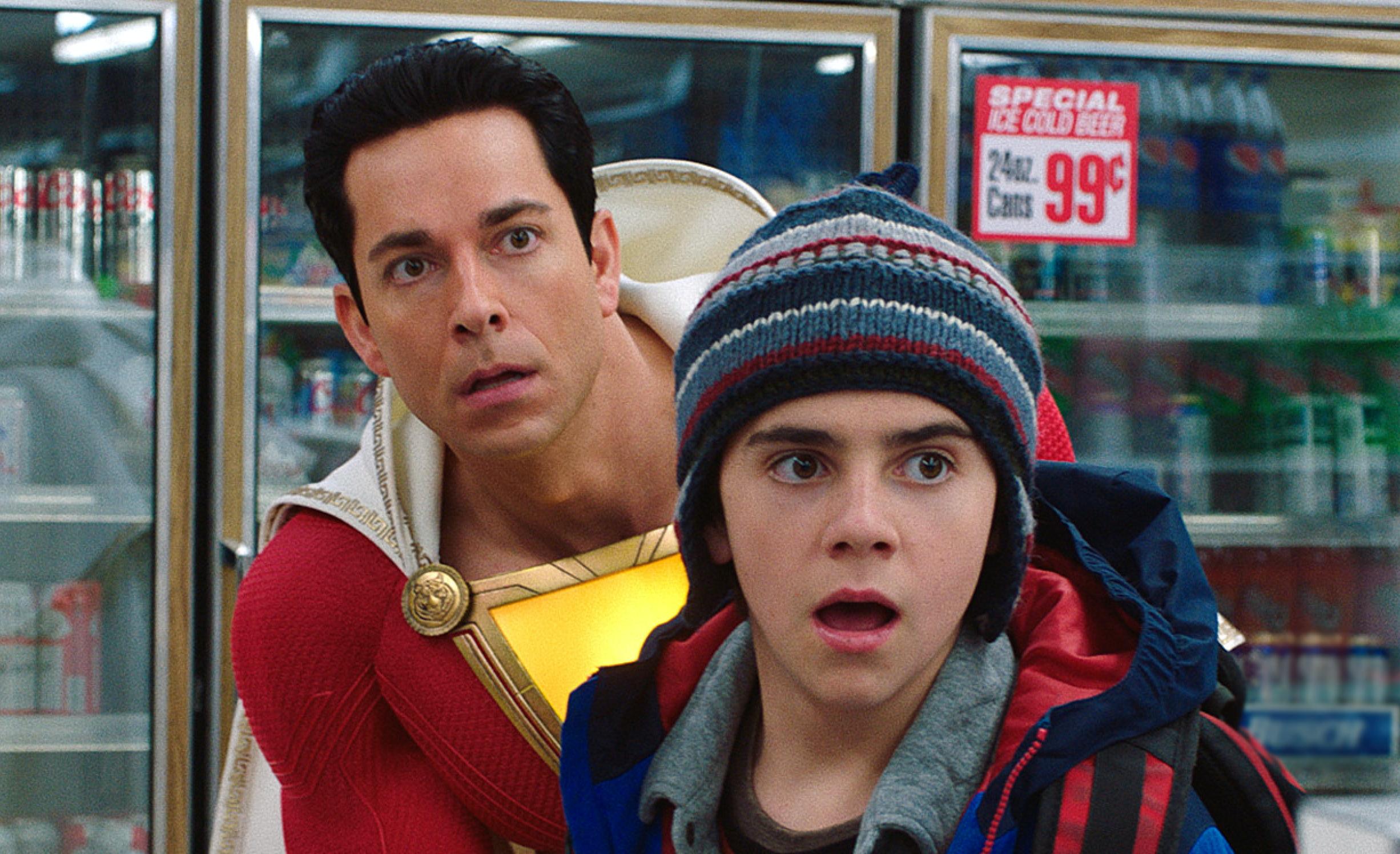 'Shazam!' Review: A Lightning Bolt That Shocks the Superhero Genre