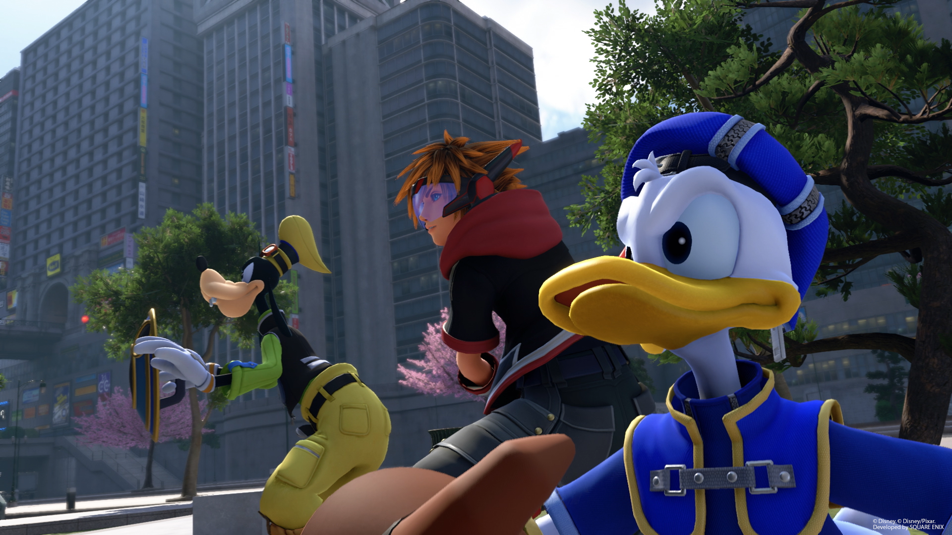 How Long to Beat \'Kingdom Hearts 3\'? How Many Worlds, Game Length ...
