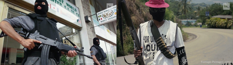 Mexican cartels.