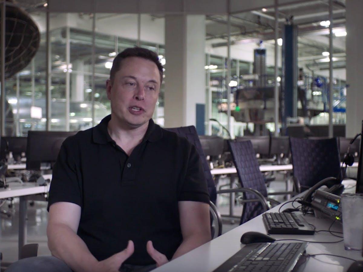Elon Musk's Tesla Model 3 Tent Assembly Shown in Impressive