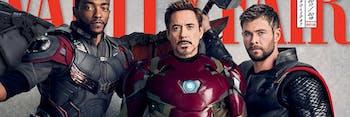 Marvel Infinity War