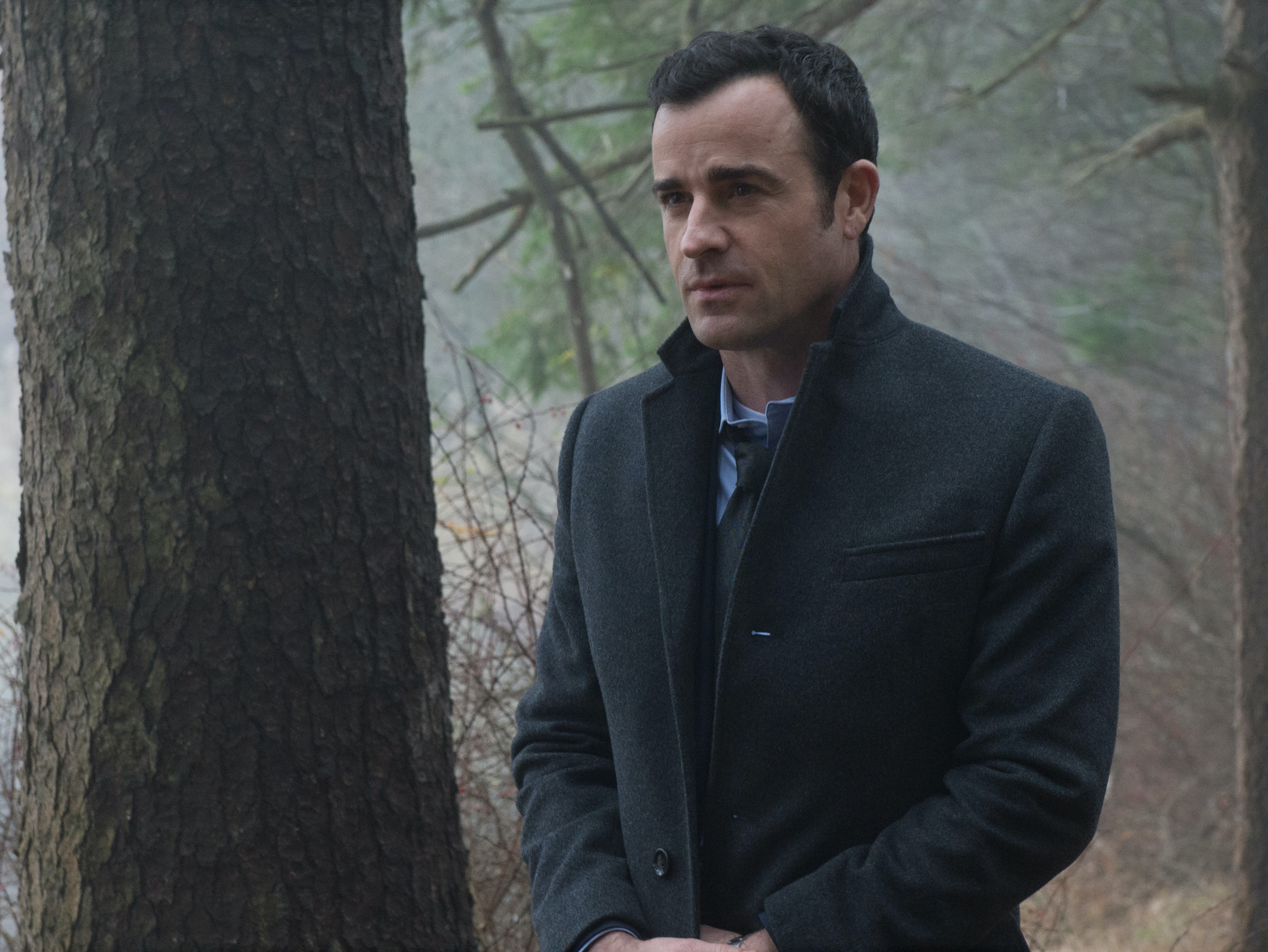 """Justin Theroux In """"The Girl on The Train"""""""