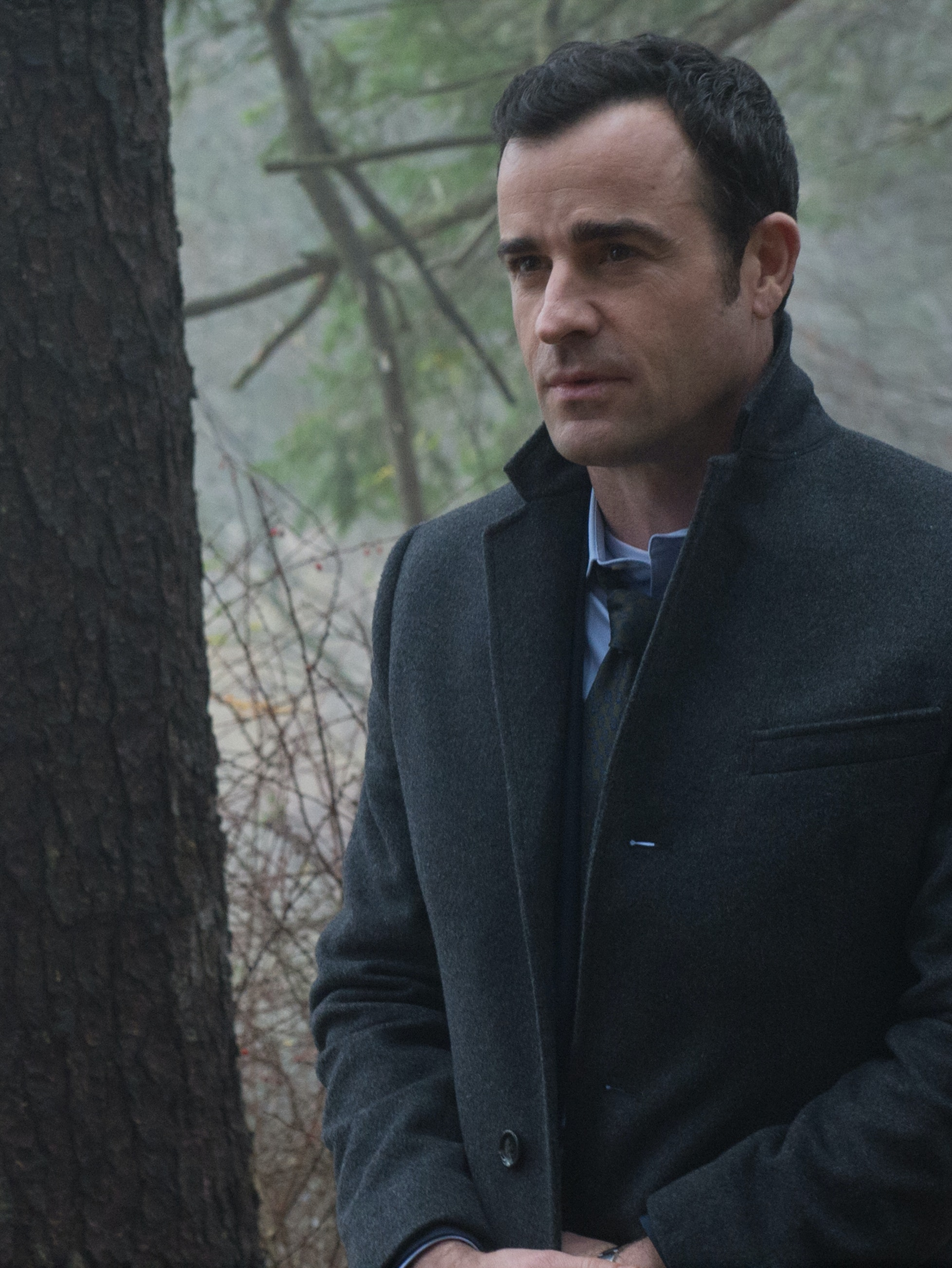 "Justin Theroux In ""The Girl on The Train"""