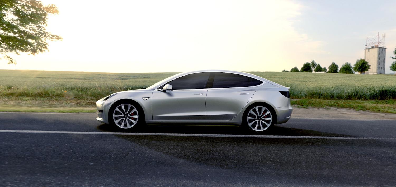 Elon Musk's Tesla Model 3 Sales Stats Show It's Crushing the