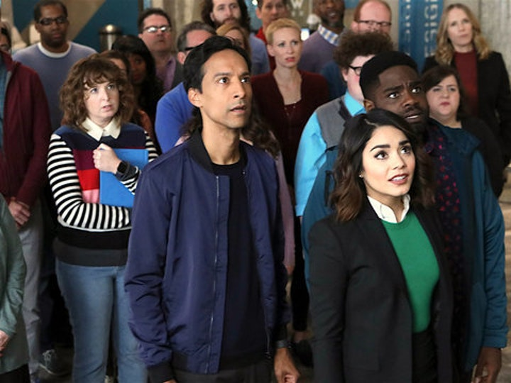 Batman ~ Technically ~ Makes a Cameo Appearance on 'Powerless'