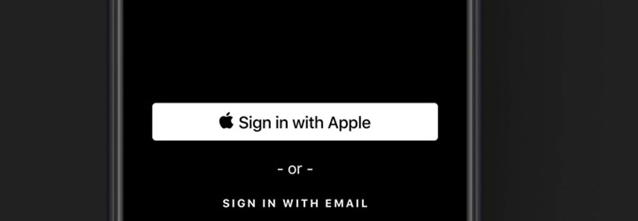 """Sign in with Apple"" cuts offs of the data supply flow to Facebook and Google if you previously signed into apps with Google or Facebook."