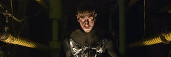 Frank Castle in 'The Punisher'.