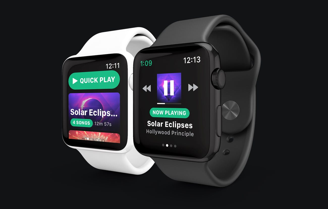 Why Spotify on Apple Watch Could Bring an iPhone-Free Future