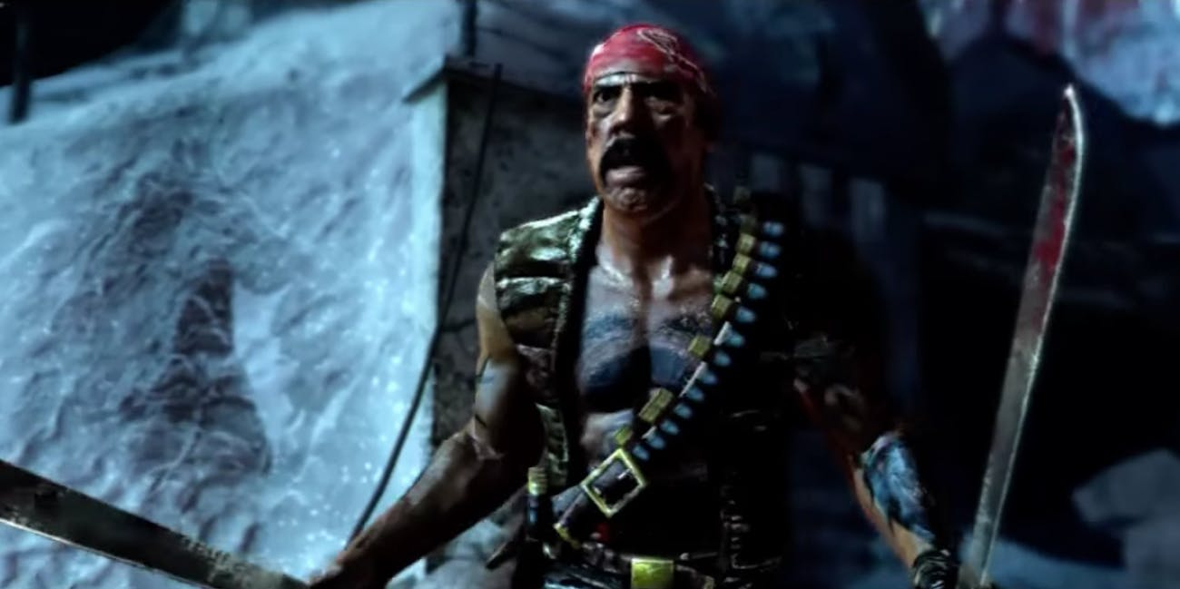 Call of Duty Call of the Dead Zombies Mode