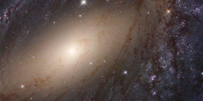 NGC 6744 spiral arm