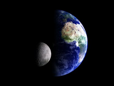 Earth's Ancient Oxygen Ions Have Traveled to the Present-Day Moon