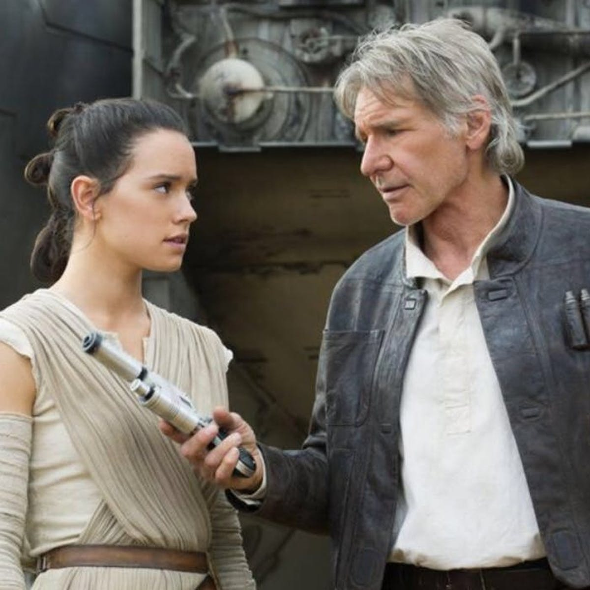 'Rise of Skywalker' theory reveals why Rey is familiar to Luke, Leia & Han