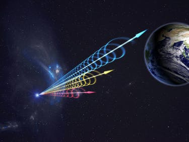 Astronomers Want to Use Your Cell Phone to Detect Fast Radio Bursts