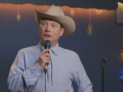 Andy Daly is Trying to Make a Dalton Wilcox TV Show