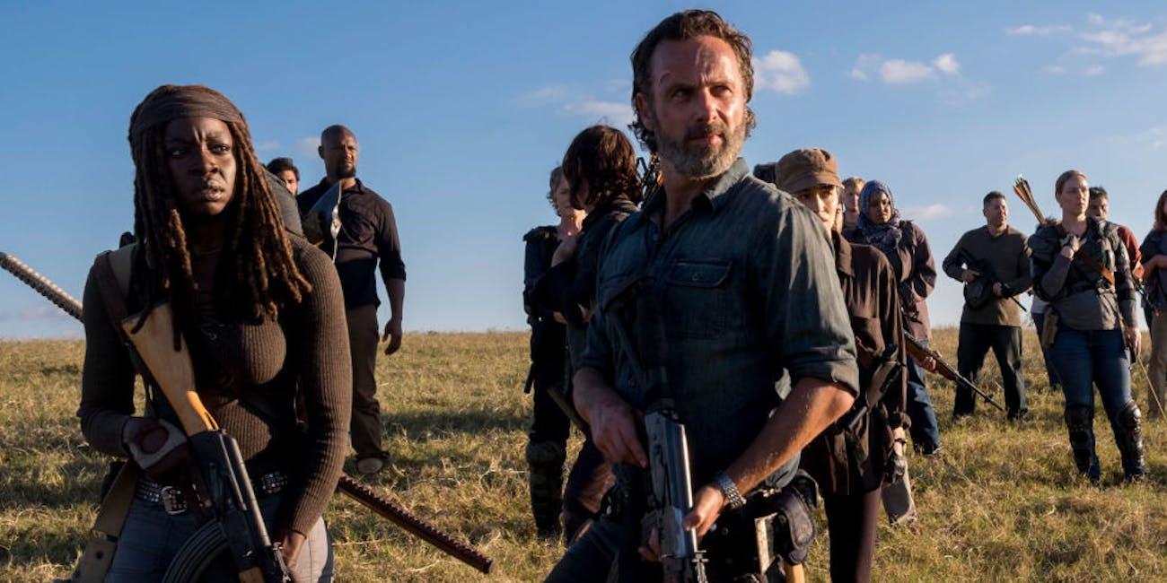'The Walking Dead' Season 8 finale