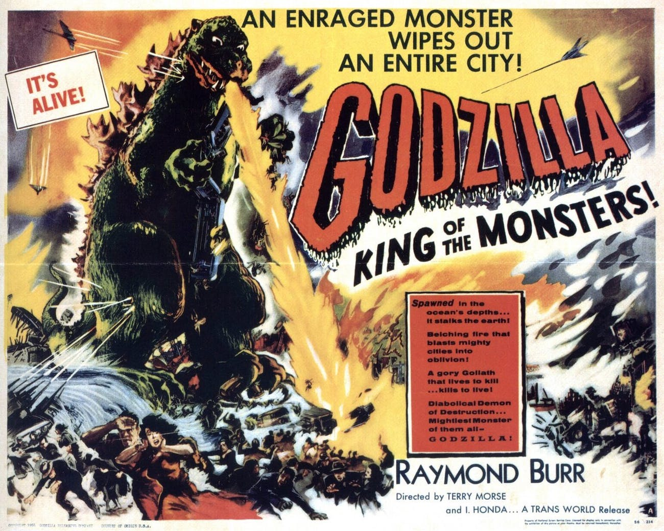 huge discount c1bb7 55c31 Here s where you should start with Godzilla and, depending on what you re  in the mood for, where you should go from there.