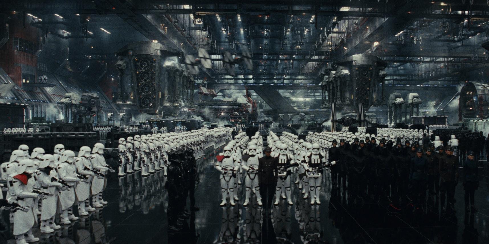 Richard E. Grant's New 'Star Wars: Episode IX' Character Teases a Spoiler
