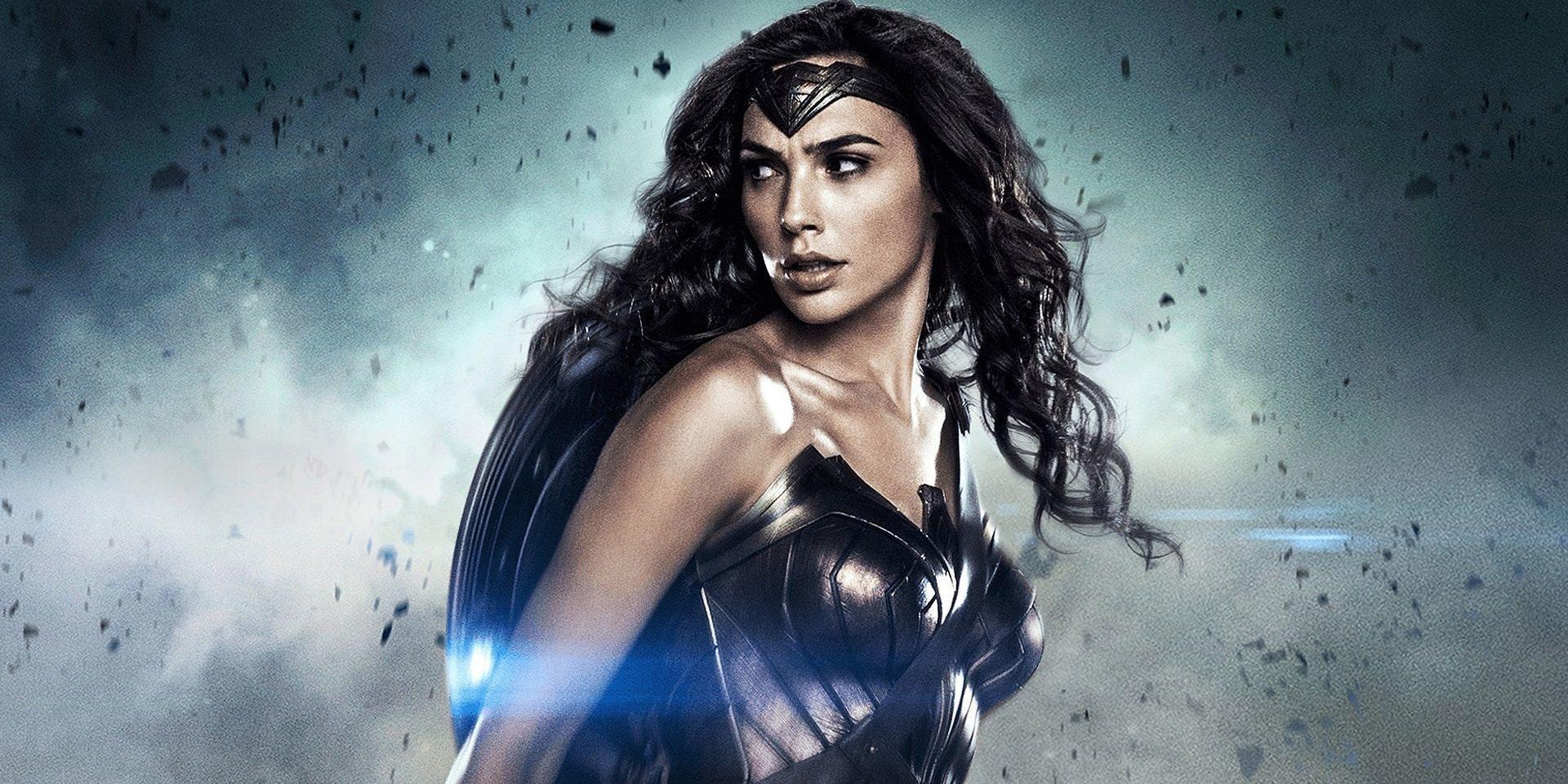 Gal Gadot as Wonder Woman in DC's Batman v Superman Dawn of Justice