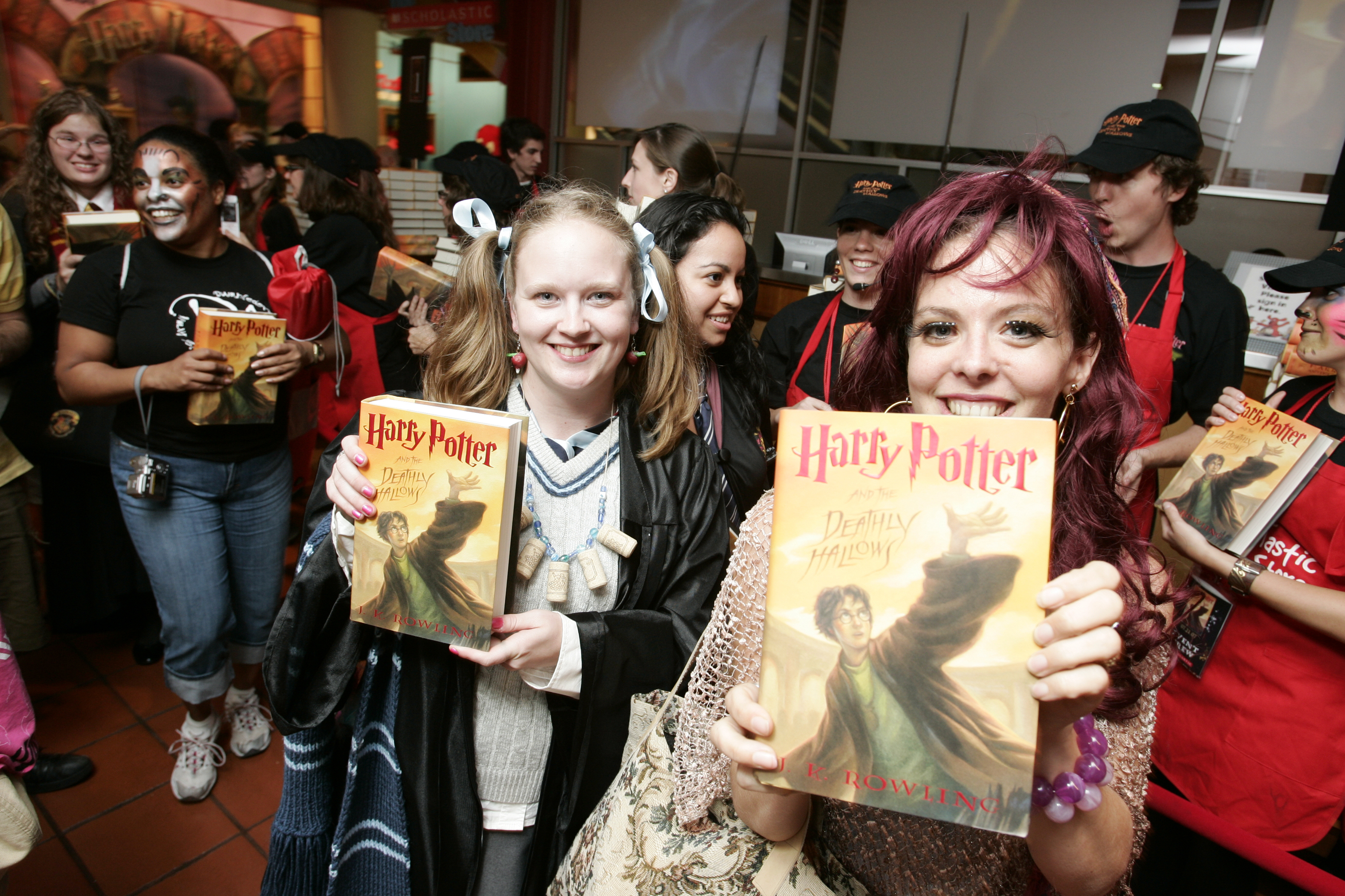 Adult Harry Potter Fans Have Created Their Own Grown-Up Fan Culture