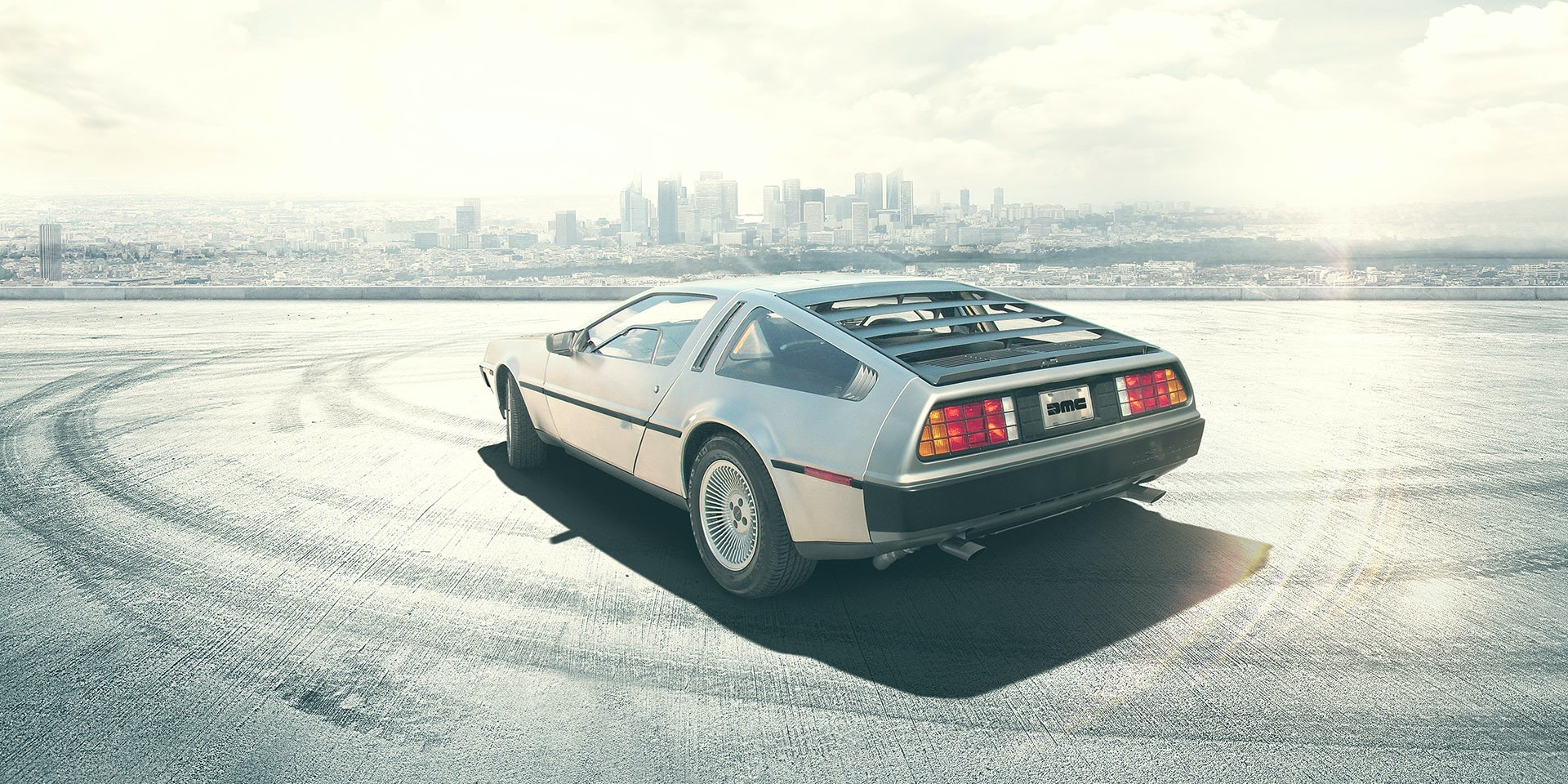 Next Year Marty Mcfly And Docs Time Traveling Delorean Will Hit The Streets