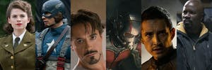 Marvel Cinematic Universe Iron Man Ghost Rider Avengers