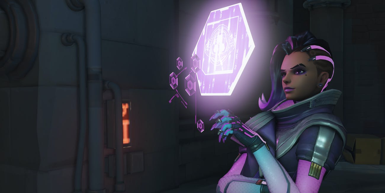 Sombra Is the Latest Powerhouse in 'Overwatch'   Inverse