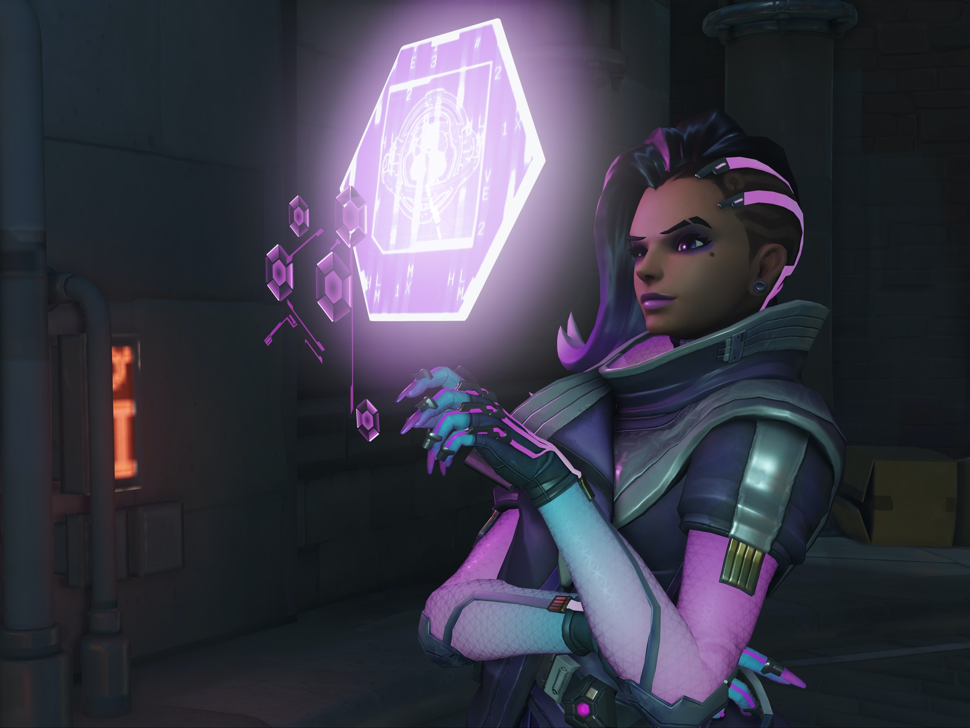 Sombra Is an 'Overwatch' Powerhouse