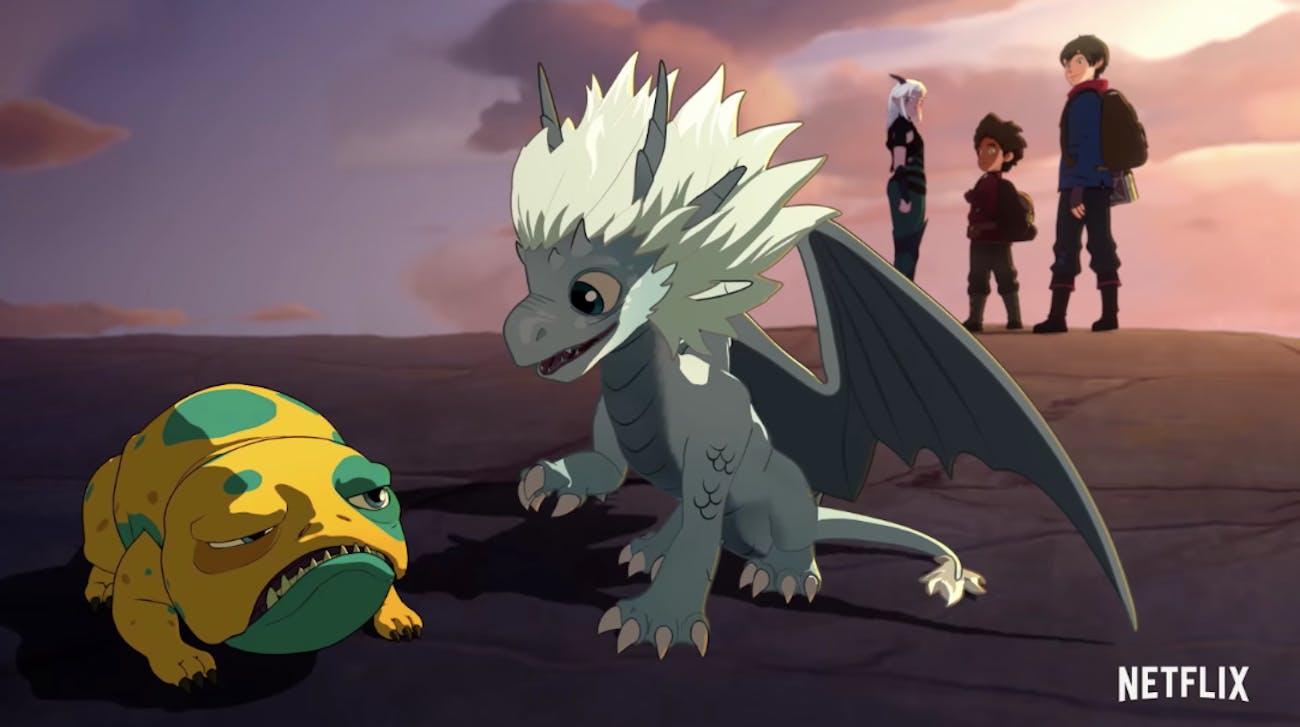 dragon prince season 2 review