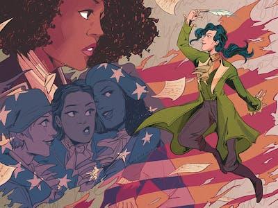 Illustrator Arielle Jovellanos Talks Hamilton and Avengers Fan Art