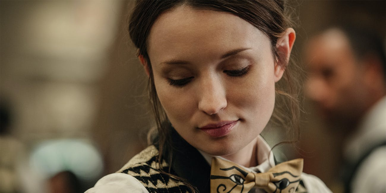 Laura Moon in 'American Gods' episode 4, 'Git Gone'