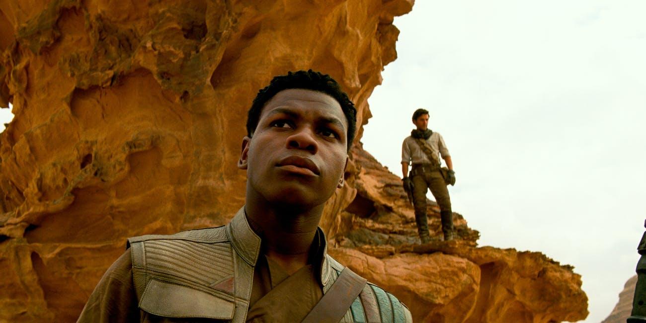 Star Wars Finn The Rise of Skywalker