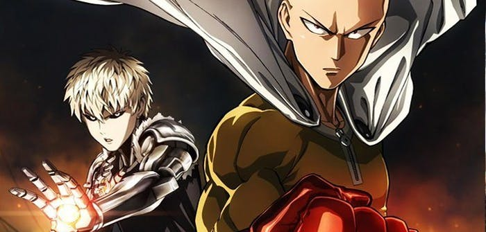 Saitama and his cyborg sidekick Genos look legitimately badass ... some of the time.