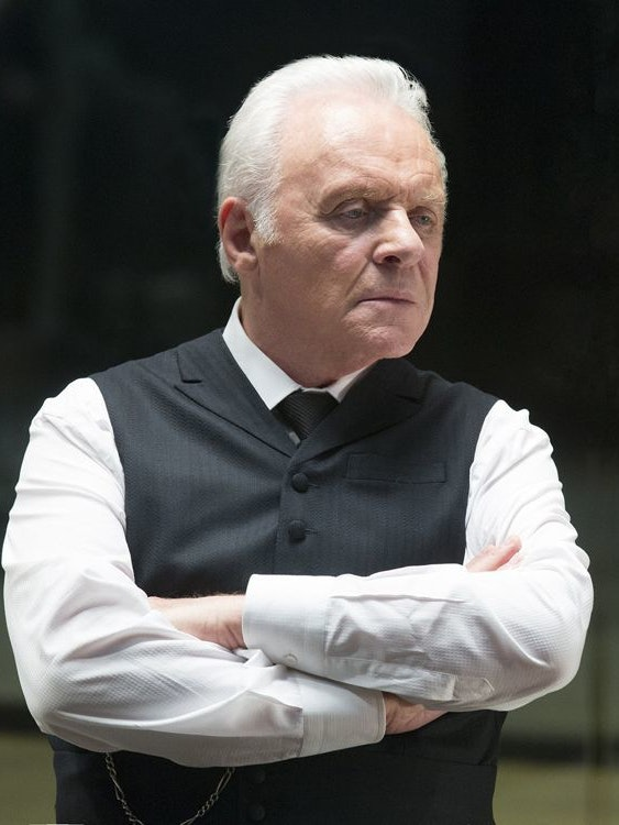 Robert Ford Westworld