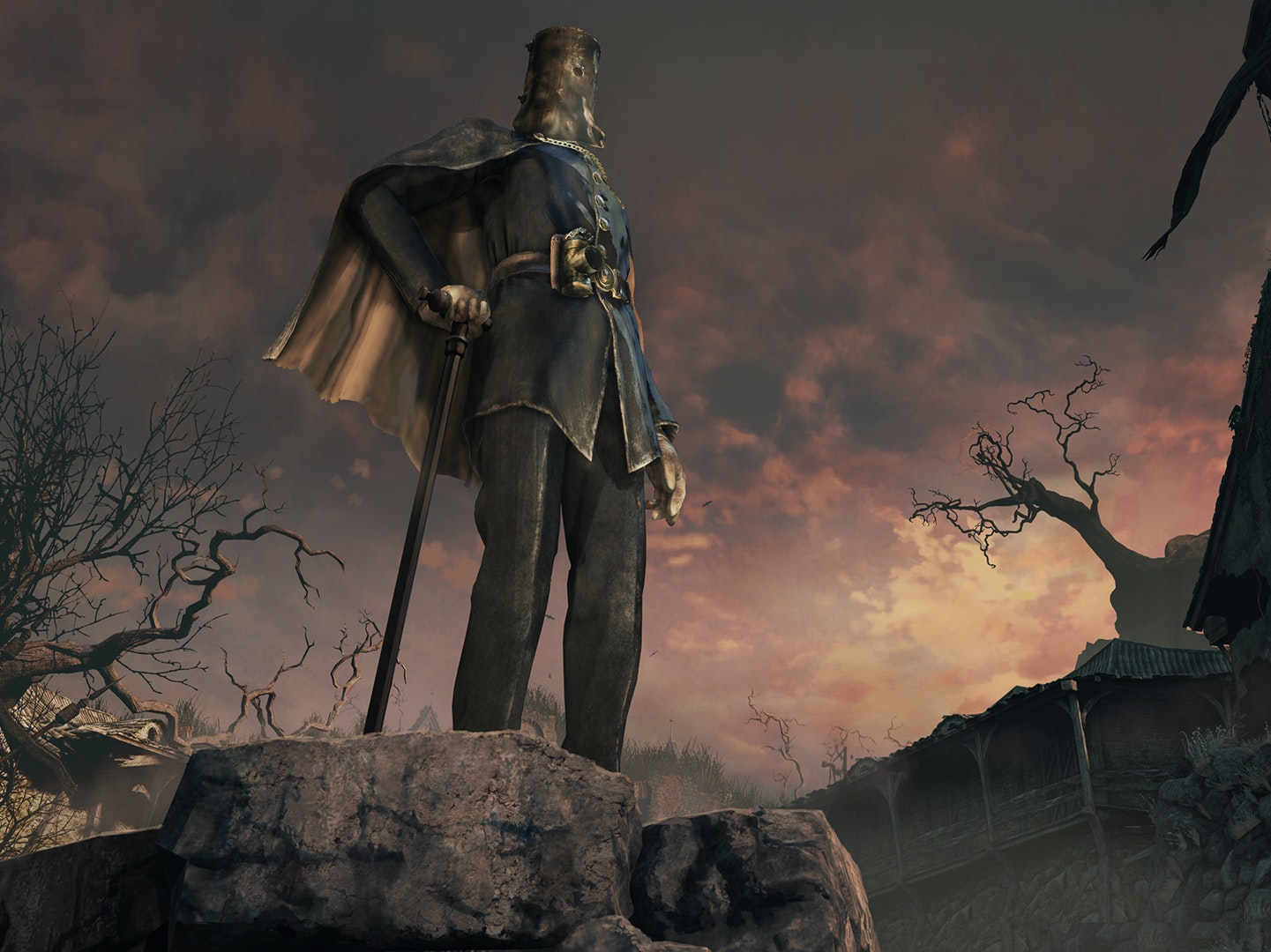 How to Join 'Bloodborne's Newest Covenant: The League