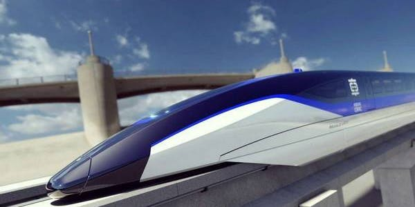 China Reveals The World S Fastest Maglev Train Will Run