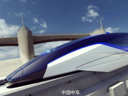 China Reveals the World's Fastest Maglev Train Will Run 370mph