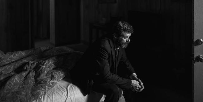 Hugh Jackman as Wolverine in new Logan Instagram still from 20th Century Fox