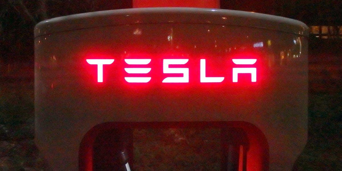 Elon Musk S Tesla Just Had Its Best Stock Week In 4 Years