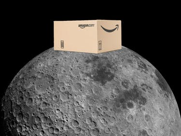 Amazon Has a Plan for Delivering Packages to the Moon