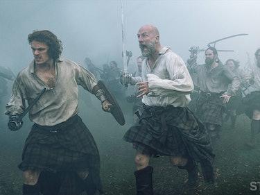 Outlander Season 3 Will Return in September 2017