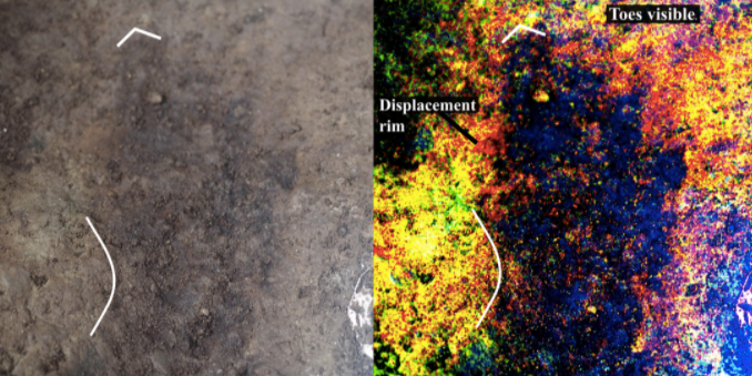 Ancient Footprints Found in Canada May Explain the Peopling of the Americas