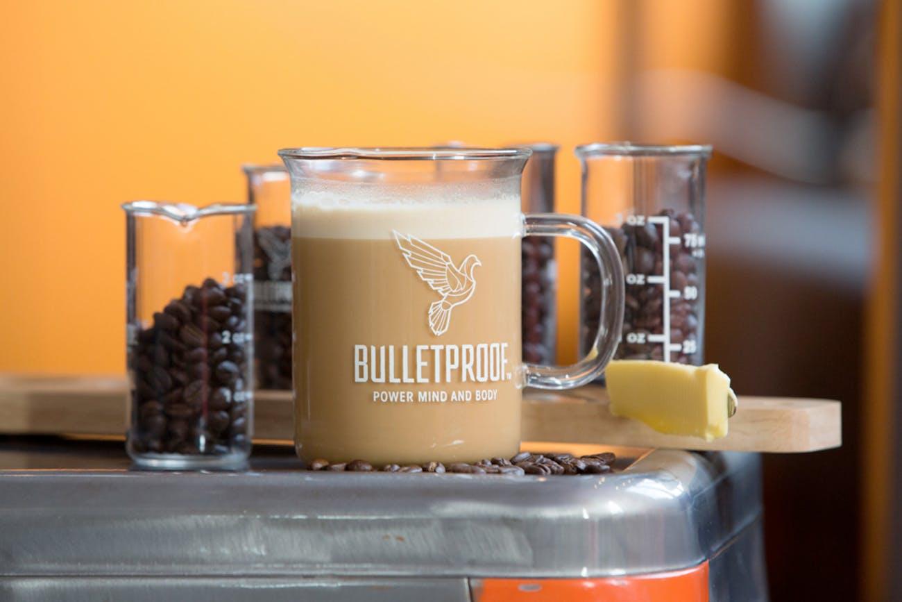 BulletProof Nootropic Coffee.