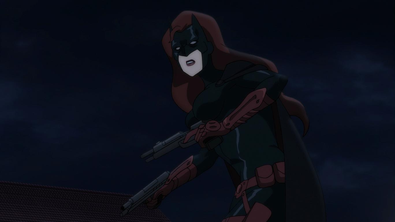 'Chuck' and 'Mass Effect' alum Yvonne Strahovski plays Batwoman in 'Batman: Bad Blood.'
