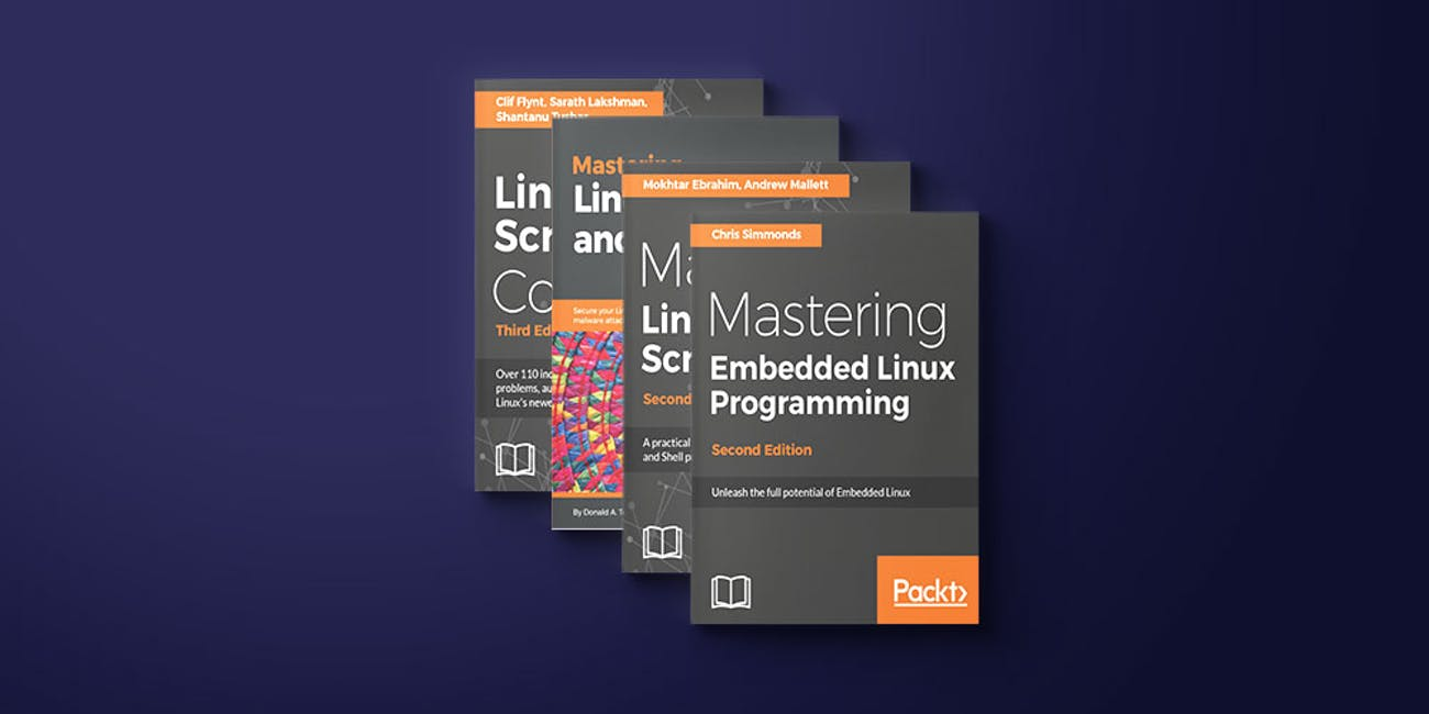 Pay What You Want: The Complete Linux eBook Bundle